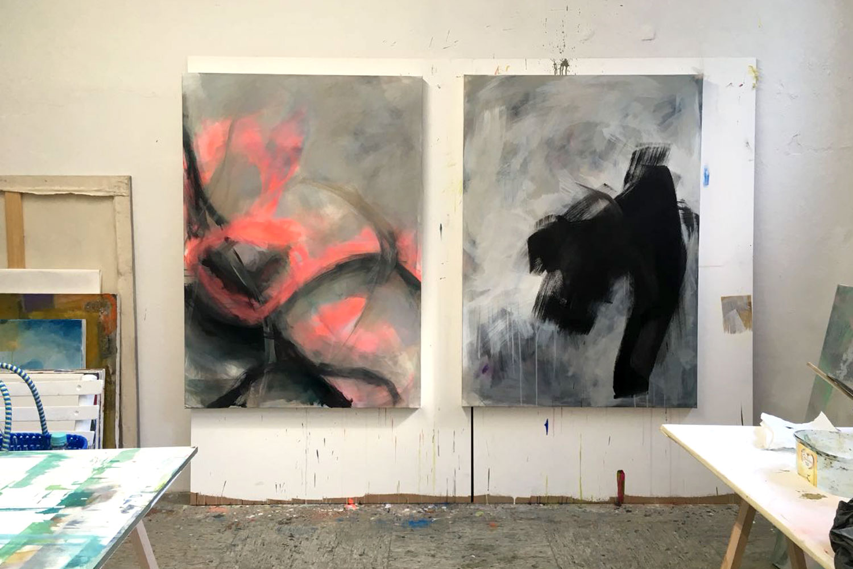 Tania Strickrodt Atelierkurse Malerei